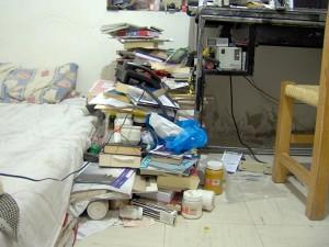 La pila de libros